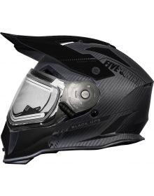 509 Delta R3L Carbon Fiber Ignite Helmet - Black Ops