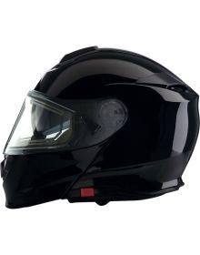 Z1R Solaris Electric Modular Snow Helmet Black