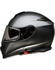 Z1R Solaris Modular Snow Helmet Dark Silver