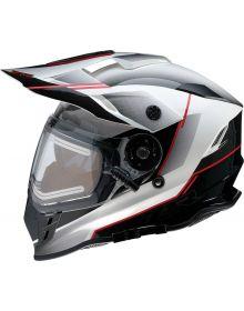 Z1R Range Blade Electric Snow Helmet Black/Red/White