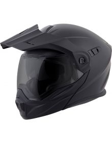 Scorpion EXO-AT950 Snow Helmet Matte Black
