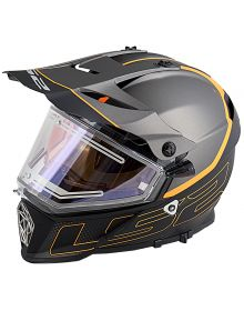 LS2 Pioneer V2 Electric Snowmobile Helmet Element