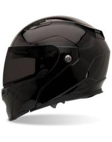 Bell Revolver EVO Modular Snowmobile Helmet Gloss Black