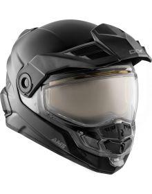CKX Mission AMS Snowmobile Helmet Matte Black