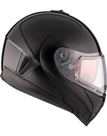 CKX Tranz 1.5 AMS Snowmobile Helmet Black