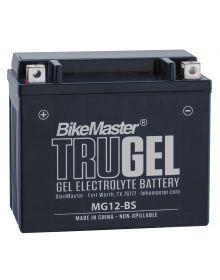 BikeMaster TruGel Battery YTX12-BS