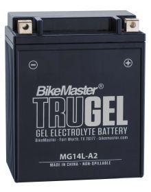 BikeMaster TruGel Battery YB14L-A2
