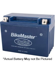 BikeMaster TruGel Battery YTX5L-BS