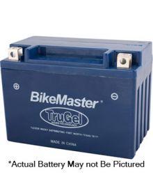 BikeMaster TruGel Battery YTX9-BS