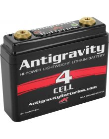 Antigravity Lithium-Ion Battery 4-Cell 250cc Or Smaller