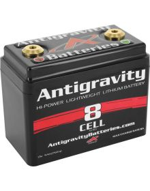 Antigravity Lithium-Ion Battery 8-Cell 600cc Street