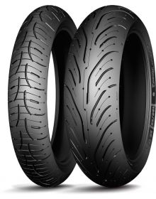 Michelin Pilot Road 4 GT Rear Tire 190/50ZR17 SR190-17