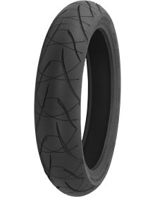 Shinko 016 Verge 2X Dual Compound Front Tire 120/60ZR17 - 120/60-17 - SF120-17