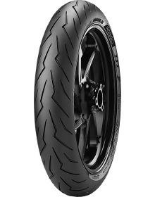 Pirelli Diablo Rosso III Tire 120/70-17 Front SF120-17 D-Spec