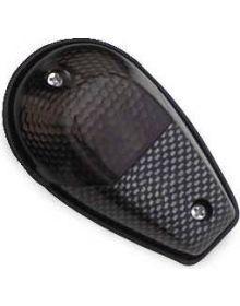 BikeMaster Flush Mount Turn Signals Carbon/Smoke