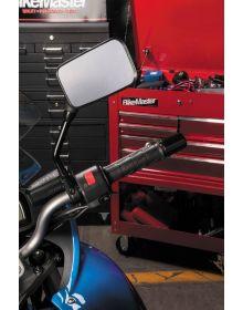 BikeMaster Superbike GX 10mm Mirror Right Black Each