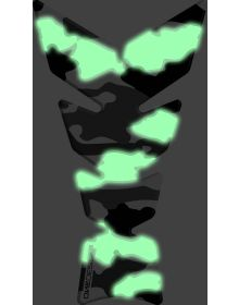 OneDesign Universal Tank Pad Soft Touch Glow Camo