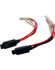 Oxford Turnsignal Resistors If the original bulb is 10W