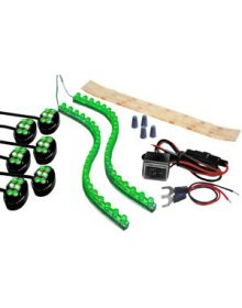 Street Fx Proflex Led Light Kit Green