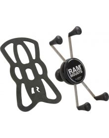 RAM Mount X-Grip IV Large Phone/Tablet Cradle