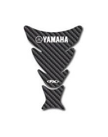 Factory Effex Tank Pad Yamaha Carbon Fiber