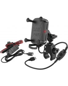 Ram Mounts Phone/GPS WP Wireless Tough Claw X-Grip