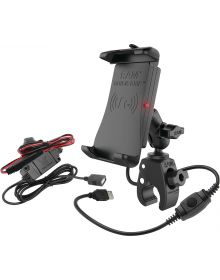 Ram Mounts Phone/GPS WP Wireless Tough Claw Quick-Grip