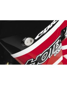 Hotbodies Flush Mount Front Turn Signals Clear CBR600/1000RR