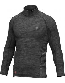 Mobile Warming Primer Plus 7.4V Heated Baselayer 1/4 Zip Shirt Black
