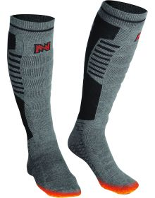 Mobile Warming Premium BT 3.7V Heated Socks Grey