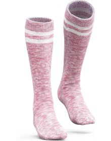 Mobile Warming Premium BT 3.7V Heated Womens Socks Pink