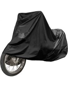 Fulmer Motorcycle Cover Large Black