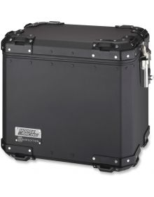 Moose Expedition Aluminum Side Cases Black Large