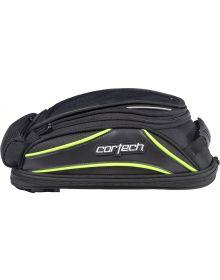 Cortech Super 2.0 10L Magnetic Tankbag Black/Hi-Viz