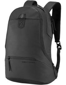 Icon Crosswalk Backpack Black