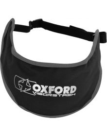 Oxford Visorstash Visor Storage Bag Black