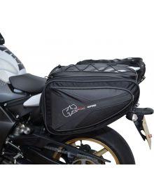 Oxford P60R 15.8 Gallon Capacity Saddlebags Black