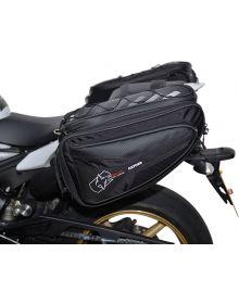 Oxford P50R 13.2 Gallon Capacity Saddlebags Black