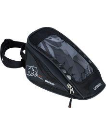Oxford M1 Micro Magnetic Tank Bag Black