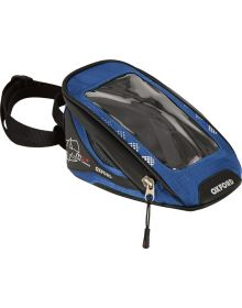 Oxford M1 Micro Magnetic Tank Bag Blue