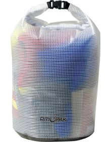 Dry Pak Clear Nylon-Reinforced Vinyl Storage Bag