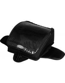 Dowco Tankbag Luggage Black - Magnetic Or Strap Mount