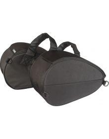 Dowco Saddlebag Luggage Black