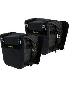 Nelson Rigg Deluxe Adventure Dry Saddlebags Black