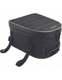 Nelson Rigg Trails End Adventure Tail Bag Black
