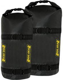 Nelson Rigg Waterproof Adventure Roll Bag Medium Black