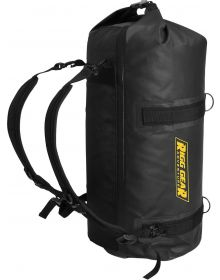 Nelson Rigg Waterproof Adventure Roll Bag Large Black