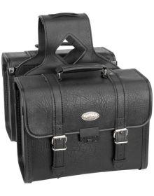 River Road Quest Classic Rigid Box Saddle Bag