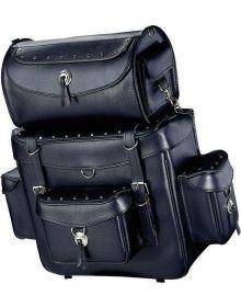 Tourmaster Cruiser II Leather Sissybar Bag Large