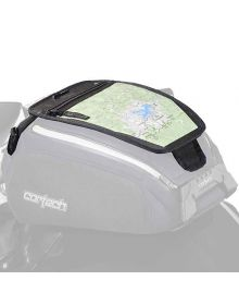 Cortech Dryver Tank Bag Map Pocket - Medium